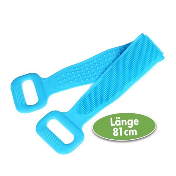 Vital Comfort Rückenbürste mit Massagefunktion 2 in 1, Länge 81 cm