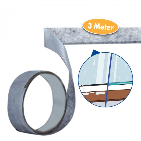 Anti-Kondensationsband Schimmelstopp 3 m