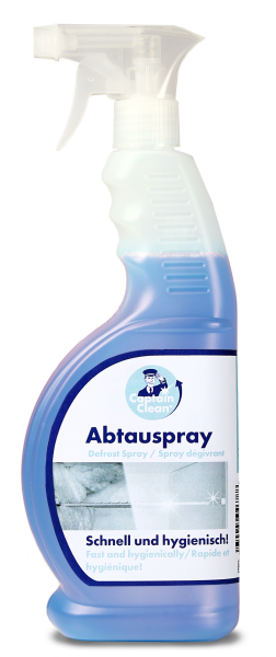 Captain Clean Abtauspray 650 ml