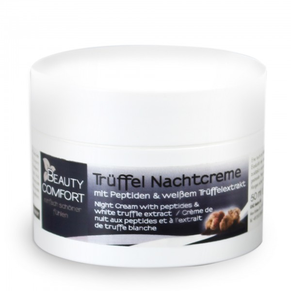 Beauty Comfort Trüffel Nachtcreme 50 ml