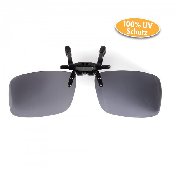 Sonnenbrillen-Clip zusammenfaltbar
