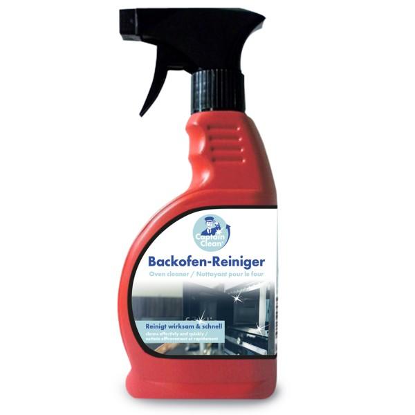 Captain Clean Backofen-Reiniger 300 ml