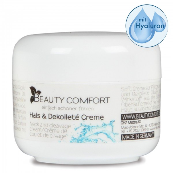 Beauty Comfort Hals- und Dekolleté-Creme 50 ml