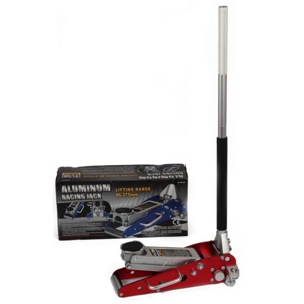 "Aluminium Schnellwagenheber ""QuickLift Racing 1.5"" (1,5 tn / 86 - 375 mm)"
