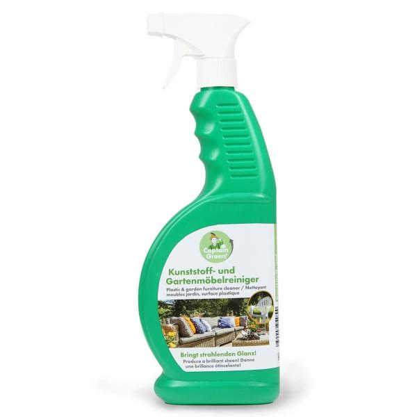 Captain Green Kunststoff- & Gartenmöbelreiniger 650 ml