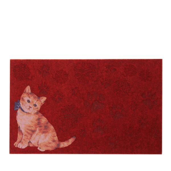 Fußmatte Katzen-Motiv