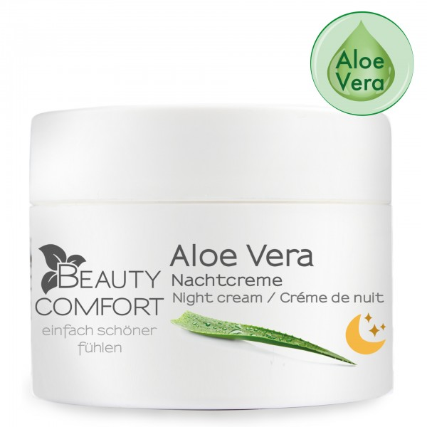 Beauty Comfort Aloe Vera Nachtcreme 50 ml