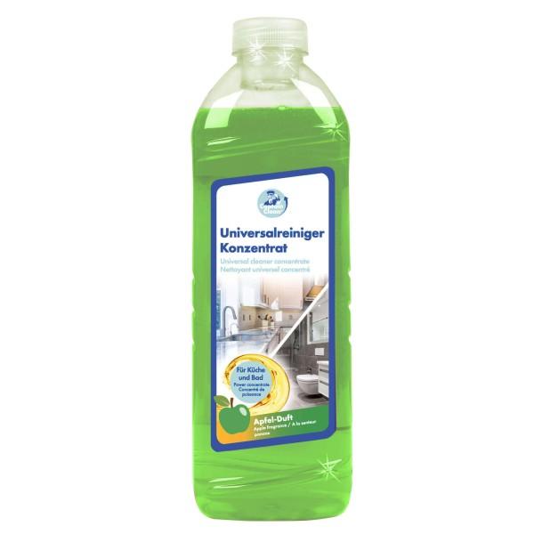 Captain Clean Universalreiniger Konzentrat mit Apfelduft 1000 ml