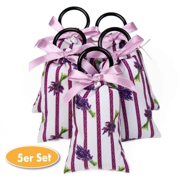 Duftsäckchen Lavendel 5er Set
