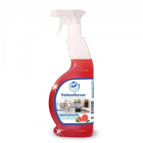 Captain Clean Fettentferner 650 ml mit Grapefruitduft