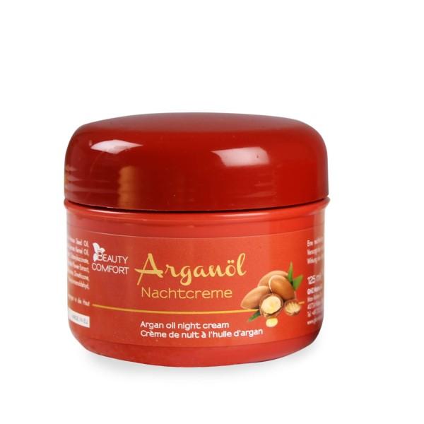 Beauty Comfort Arganöl Nachtcreme 125 ml