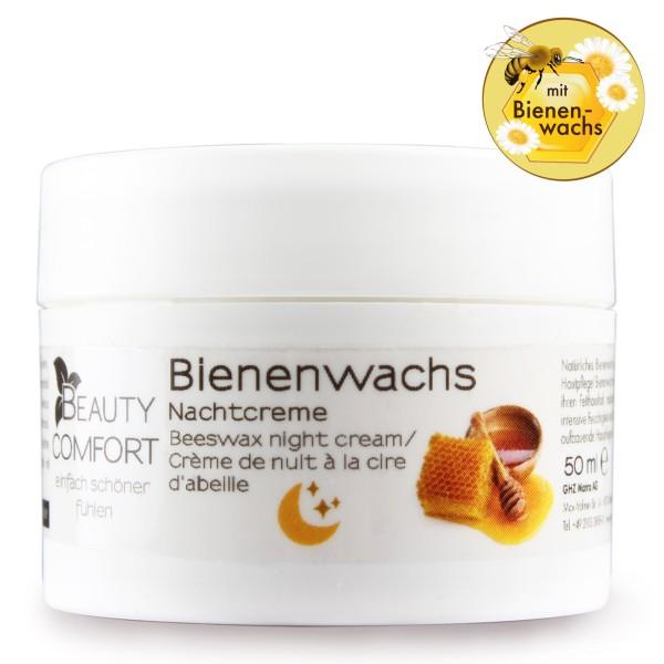 Beauty Comfort Bienenwachs Nachtcreme 50 ml