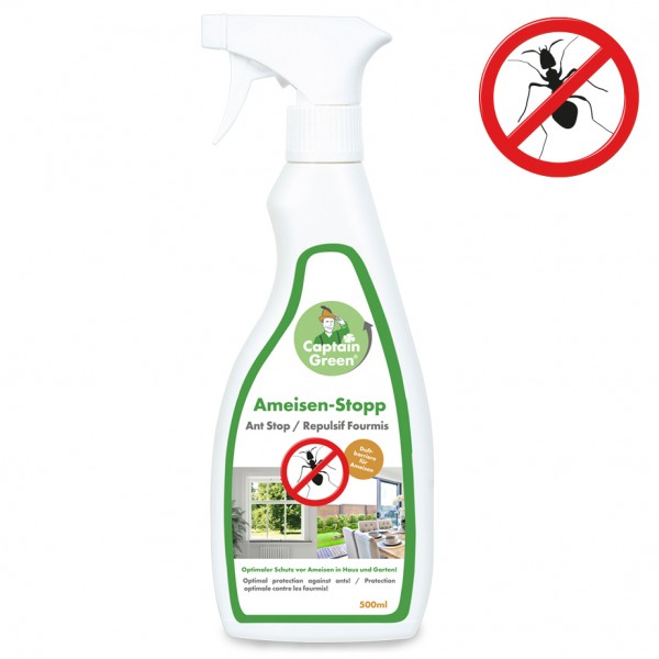 Captain Green Ameisen-Stopp 500 ml