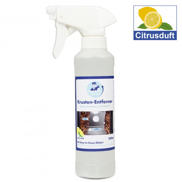 Captain Clean Krustenentferner mit Citrusduft 250 ml