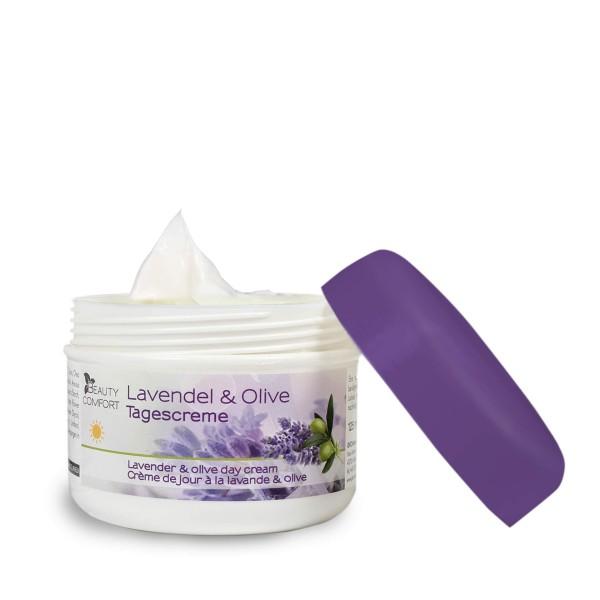 Beauty Comfort Lavendel & Olive Tagescreme 125 ml