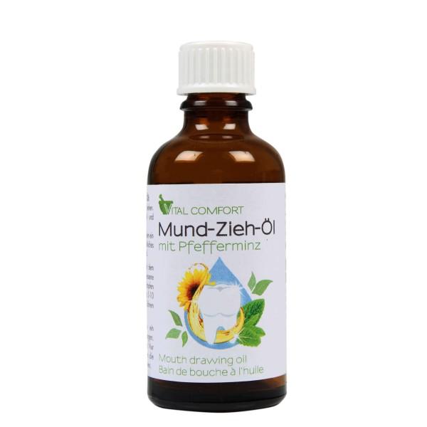 Vital Comfort Mund-Zieh-Öl Pfefferminz 50 ml