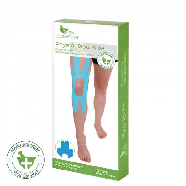 Physiotape Knie